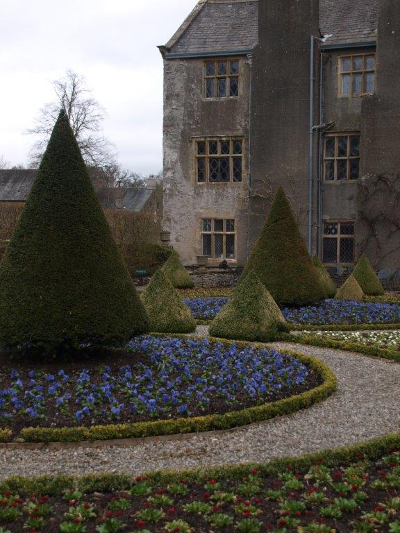 Bedding & Topiary Levens Hall