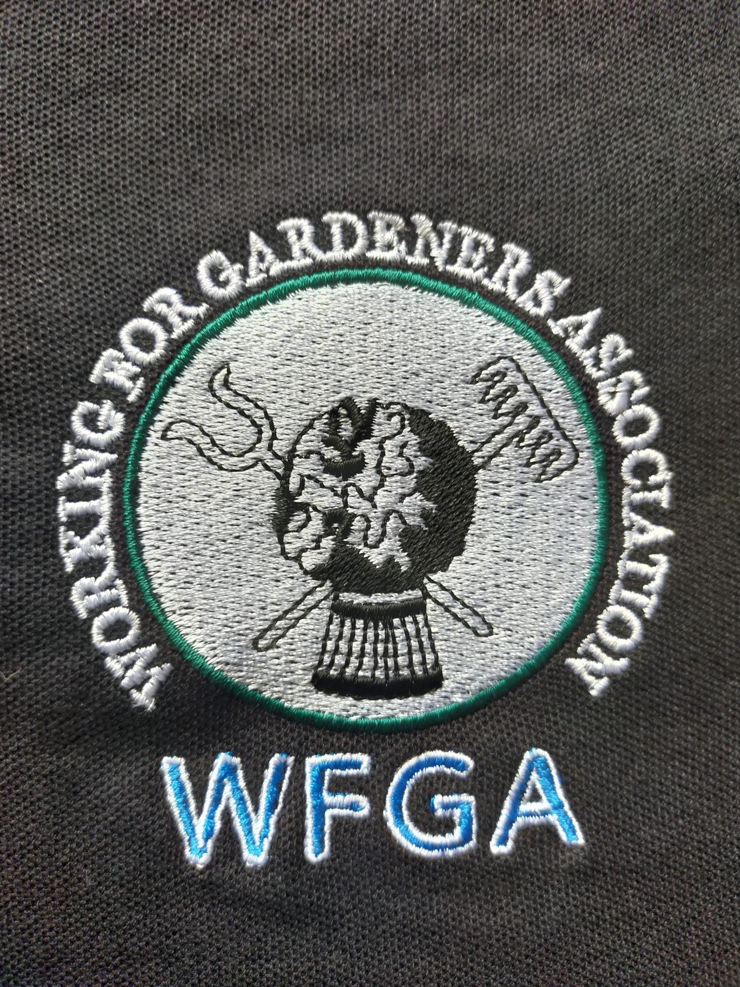 New Logo WFGA Polo Shirt
