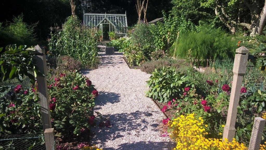 Devon - Garden Visit - Stonelands