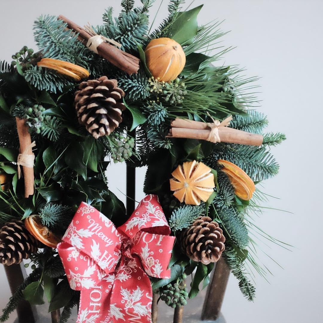 Bristol - Christmas Wreath Workshop