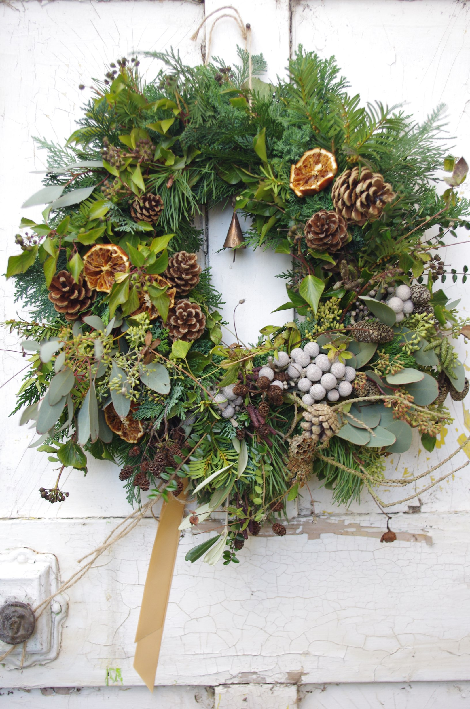 Cambridgeshire - Christmas Wreath Making Workshop