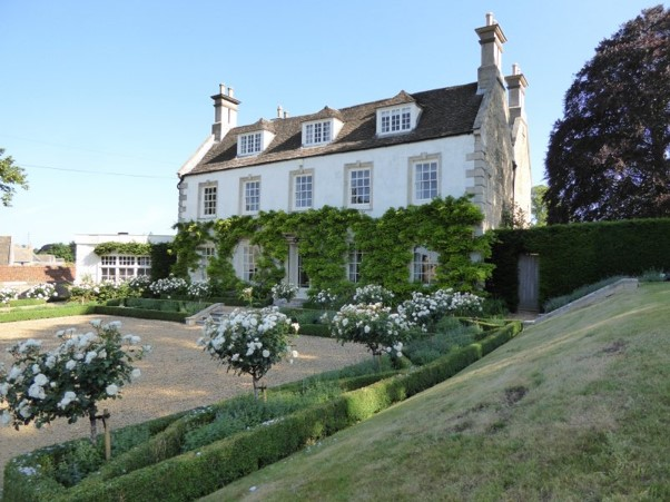 Cambridgeshire - Castor House Private Garden Visit - Booking suspended subject to government advice - Please check for regular updates
