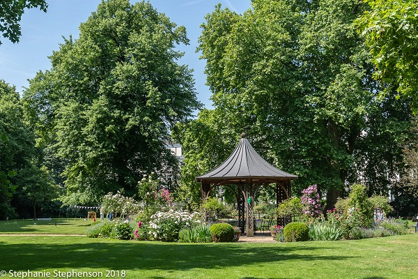 London – Open Garden Squares Weekend