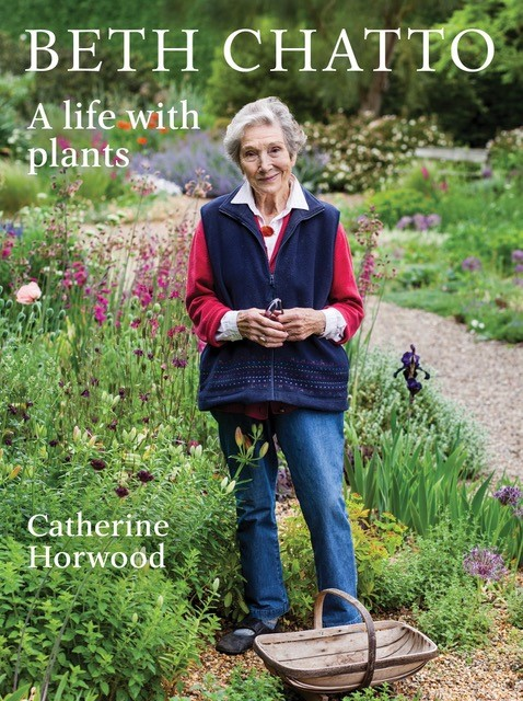 On-line - Beth Chatto - A Life with Plants by Dr Catherine Horwood